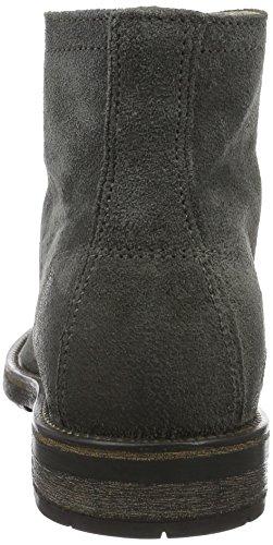 Shoe The Bear Herren Worker S Kurzschaft Stiefel Grau (141 DARK GREY)