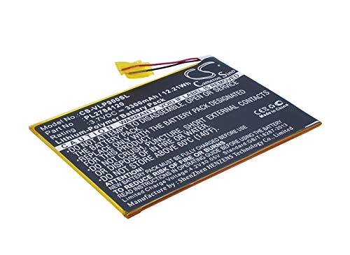 VINTRONS, Visual Land PL2784120 Replacement Battery for Visual Land ME-9Q, Prestige Elite 9Q 9