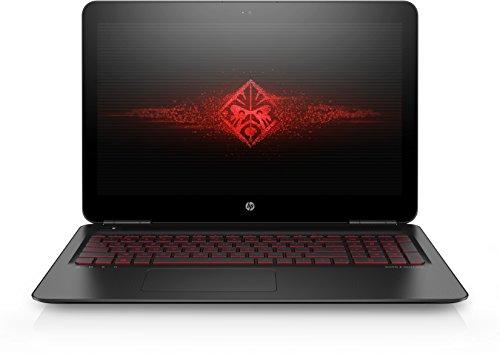 OMEN by HP (17-w100ng) 43,9 cm (17,3 Zoll / FHD IPS UWVA) Gaming Laptop (Intel Core i5-6300HQ, NVIDIA GeForce GTX 1060 6 GB DDR5, 8 GB DDR4 RAM, 128 GB SSD, 1 TB HDD, Windows 10) in schwarz