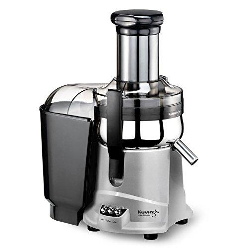 Kuvings BPA-Free NJ-9500U Centrifugal Juice Extractor, Silver