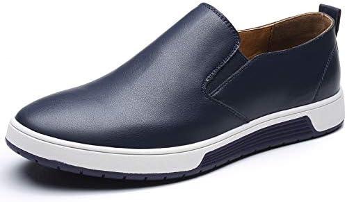 YLH Los nuevos hombres zapatos casuales de cuero Los