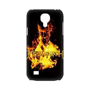American thrash metal band Megadeth Case for SamSung Galaxy S4 mini 3D Hard Plastic Shell Cover(HD image)
