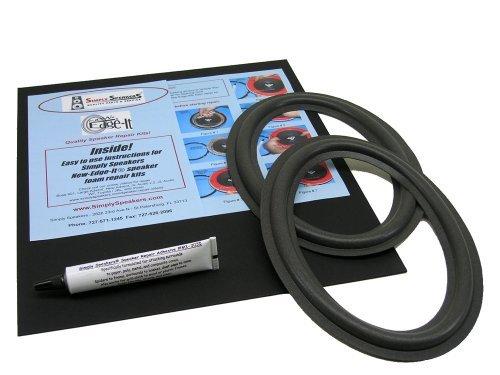 Lexus Mark Levinson Speaker Foam Edge Repair Kit, 86160-0W420, 6759, FSK-6 x 9 by Simply Speakers
