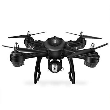 CUHAWUDBA HD FPV Vuelo RC Dron GPS WiFi FPV RC Drones Altitud ...