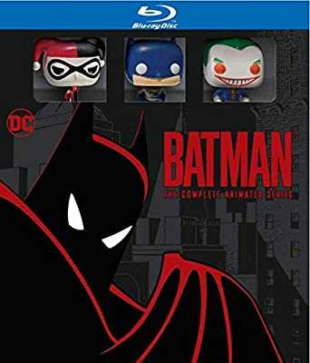 Batman: The Complete Animated Series Limited Deluxe Edition Blu-ray