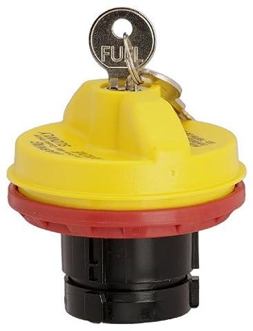Stant 10502Y E85 Flex Fuel Locking Gas Cap - E85 Flex Fuel