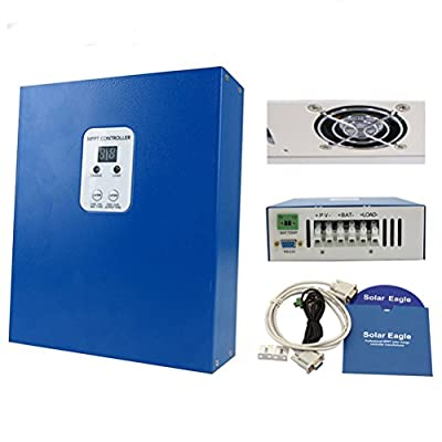 Y-SOLAR 20A 30A 40A MPPT Network Solar Charge Controller With PC Communcation Cable and Software