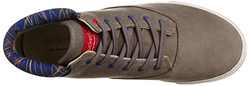 Bucketfeet Lasers Mid Lace-up 10