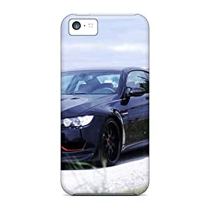 Faddish Phone Bmw Black Cars Vehicles Case For Iphone 5c / Perfect Case Cover