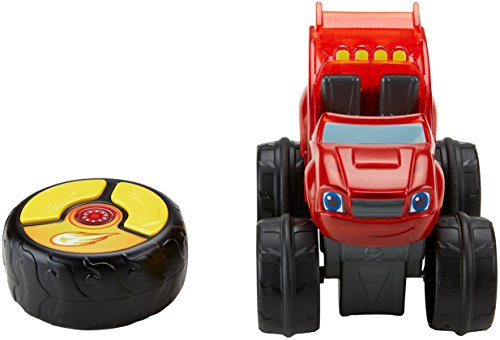 Fisher-Price Nickelodeon Blaze & the Monster Machines, R/C Racing Blaze Vehicle