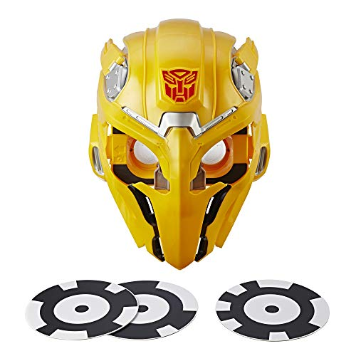 Transformers E0707 : Bee Vision Bumblebee AR - Weapons Bumble Robot Bee