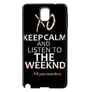 C-EUR Customized Print The Weeknd XO Hard Skin Case Compatible For Samsung Galaxy Note 3 N9000
