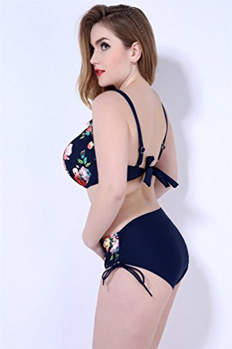 MONICAS - Conjunto - para mujer Style 1-Navy Blue