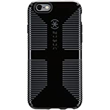Speck Products CandyShell Grip Case for iPhone 6/6S - Black/Slate Grey