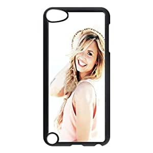 XOXOX Phone case Of Demi Lovato Cover Case For Ipod Touch 5 [Pattern-2]