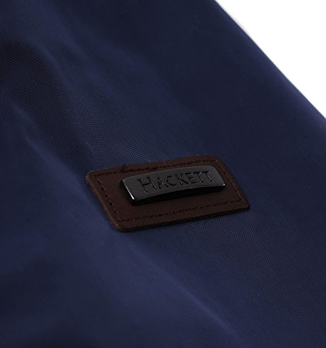 Blue Navy Giubbotto Hackett Blu Nylon qzqnI7wp