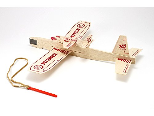 Toysmith Dlx Balsa Airplane Assortment