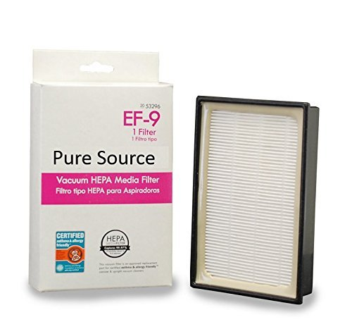 EF9 Replacement Filter (1) Clean