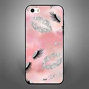 iPhone 5S Sparkling Makeup
