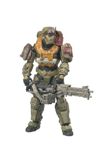 McFarlane Toys Halo Reach Series 1 Jorge Action Figure by Unknown