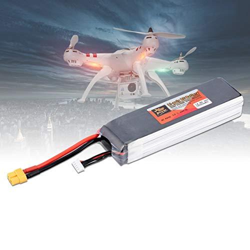 WOSOSYEYO ZOP Poder 14.8V 5000mAh 60C Lipo 4S 1P XT60 batería para RC Aviones no tripulados del Coche del Barco