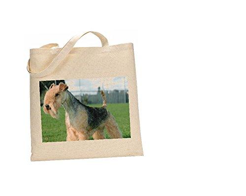 De Perro Algodón fc Bolsa Terrier Lakeland 100 161 qI5xwzxXn