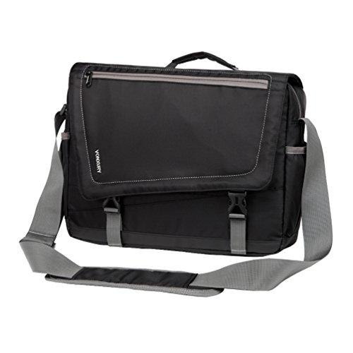Lightweight Water Resistant 15.6 Laptop Messenger Bag for - Vegan Laptop Messenger Bag