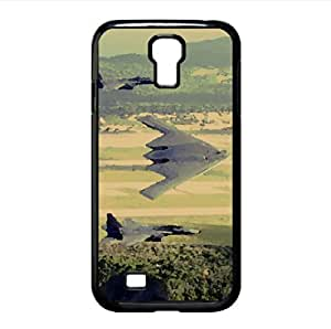 War Airplane 79 Watercolor style Cover Samsung Galaxy S4 I9500 Case