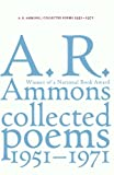 Collected Poems, 1951-1971, A. R. Ammons and A. Ammons, 0393321924