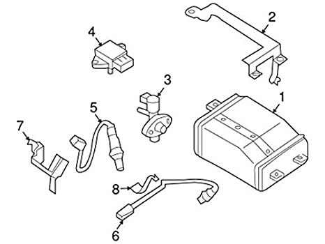 Ntk Oxygen Sensor Wire Diagram