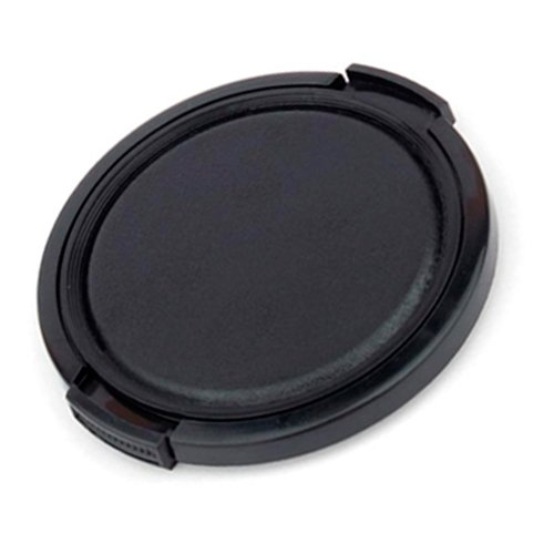 37mm Snap-on Lens Cap Cover for Canon Olympus Camera + Cap Keeper + 2 JB Digital Microfiber Cleaning Cloth