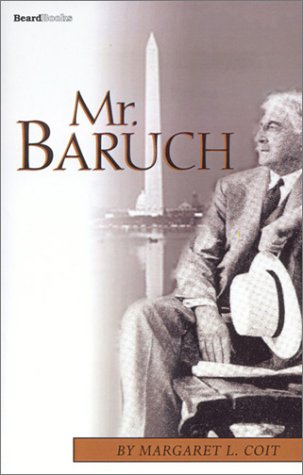 Mr. Baruch by Margaret L. Coit