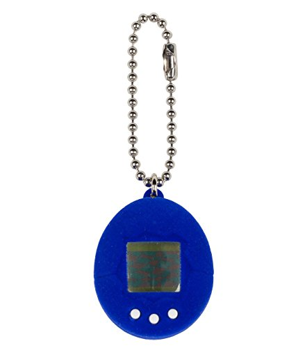 (Digital Pet Tamagotchi Electronic Game, Navy)