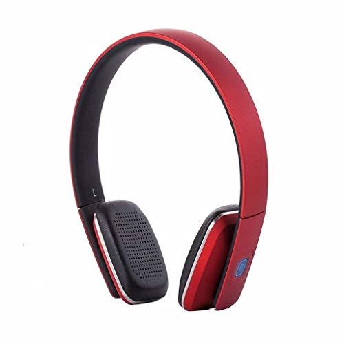 Acid Eye LC 8600 Wireless Bluetooth v4.1 Headphone   Red