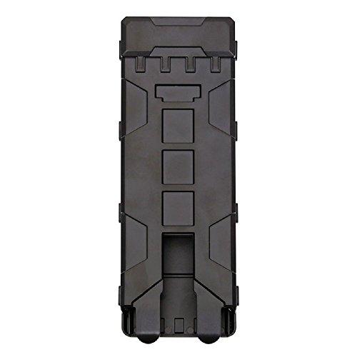 Hunting Explorer -10 Rounds 12 Gauge- Shotgun Shell Model Fast Loading Clip Holder Box ()