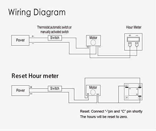 wiring hour meter 17 ulrich temme de \u2022boat hour meter wiring diagram best part of wiring diagram rh k12 aluminiumsolutions co wiring hour meter free contact wiring hour meter boat