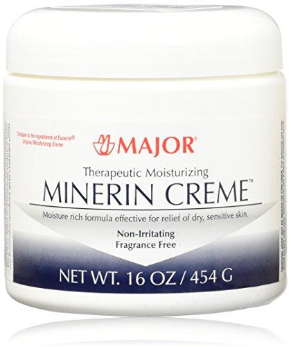 MINERIN CREAM MAJR 16OZ by MAJOR PHARMACEUTICALS by Major Pharmaceuticals