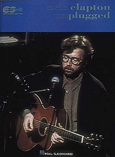 Eric Clapton: Unplugged E-Z Play - Guitar Clapton Eric Unplugged