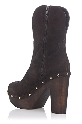 Femme Boot Bottines Moretti Swedish Laura Nailed qWfXnZ