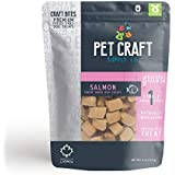 Pet Craft Supply Naturally Wholesome Single Animal Source Protein Rich Treats - Wild Salmon