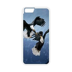 IPhone 6 Plus Cases Divine Spirit ,eagle, [White]