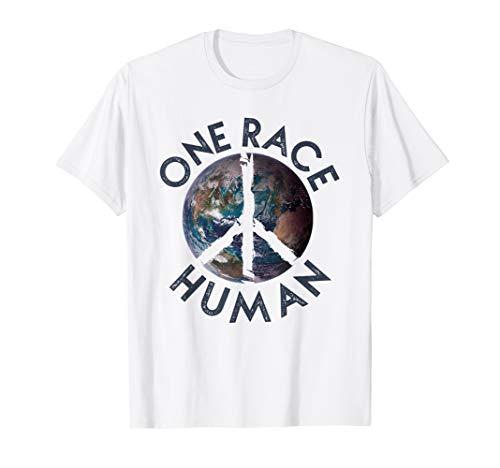 One Race Human - Peace T-Shirt