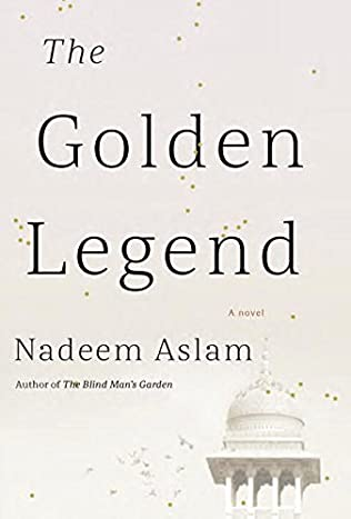 book cover of The Golden Legend