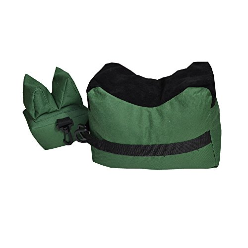 Shooting Rest Bags, Front Rear Shooting Sand Bag Sandbag for Hunting Hunter...