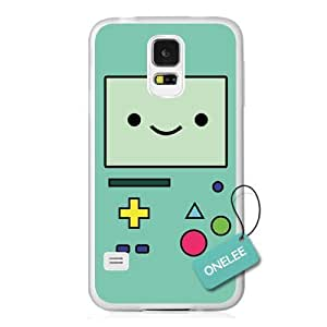 Beemo BMO Adventure Time For Case HTC One M7 Cover & Cover - Beemo For Case HTC One M7 Cover - Transparent 4