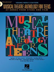 Hal Leonard Musical Theatre Anthology for Teens - Young Men's Edition (Book/Online Audio) ()