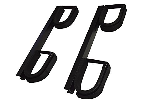 Power Ride Case Rack Conversion Kit 2 Sets Power Ride Case Rack Clips By Great Day PRCRCK by Great Day