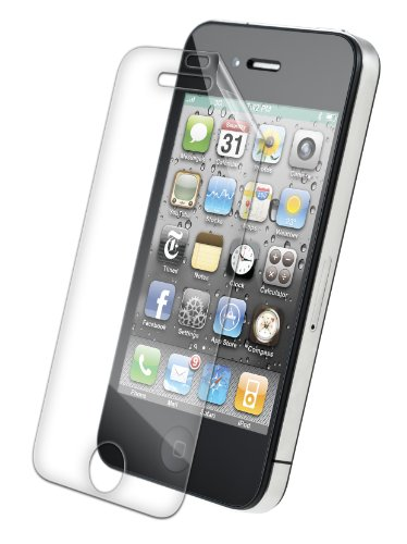 ZAGG InvisibleShield HD Case Friendly Screen Protector for Apple iPhone 4/ iPhone 4S