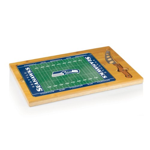 (NFL Seattle Seahawks 3-Piece Icon Cheese Set)