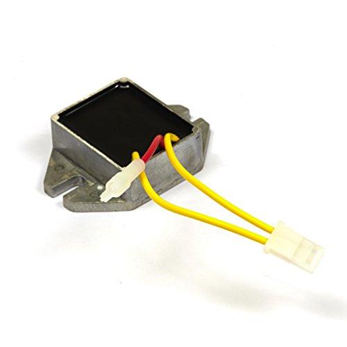 Briggs & Stratton 845907 12 Volt Regulator Replaces 797375, 691185, 394890 ()